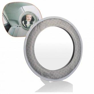 Imagem - Espelho Retrovisor para Banco Traseiro cód: P33953