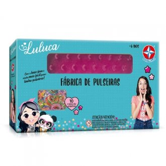 Imagem - Fabrica de Pulseiras Luluca cód: F57982