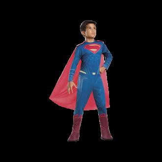 Imagem - Fantasia Superman 03 a 04 anos cód: F58420