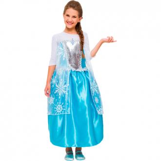 Imagem - Fantasia Frozen 03 a 04 anos cód: F58410