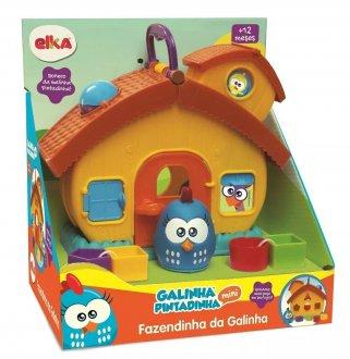 Imagem - Fazendinha Galinha Pintadinha cód: P39049