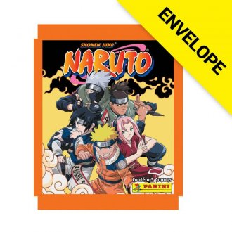 Imagem - Figurinhas Naruto cód: P51250
