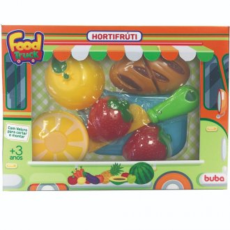 Imagem - Food Truck Hortifruti cód: P836
