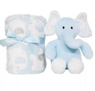 Imagem - Gift Elefantinho Azul cód: P74