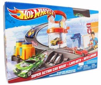 Imagem - Hot Wheels Pista Super Lava Rápido cód: P26508
