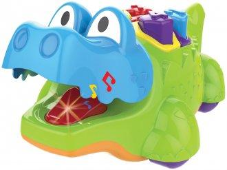 Imagem - Jacaré na Caixa Magic Toys cód: P48294