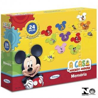 Imagem - Jogo da Memória Mickey Club cód: P48486