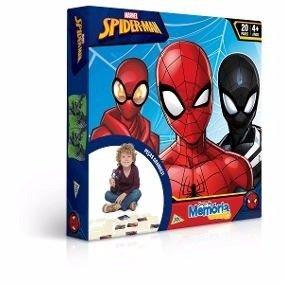 Imagem - Jogo da Memória Spider Man cód: P48637