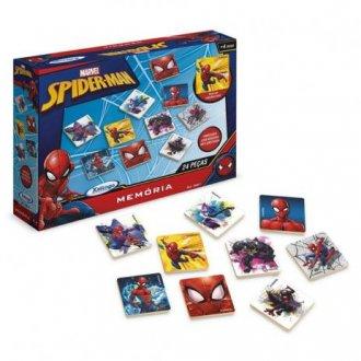 Imagem - Jogo da Memória Spiderman cód: P13748