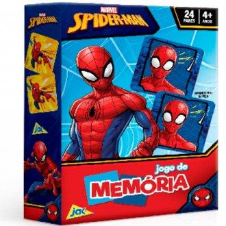 Imagem - Jogo Memória Spider Man cód: P56554