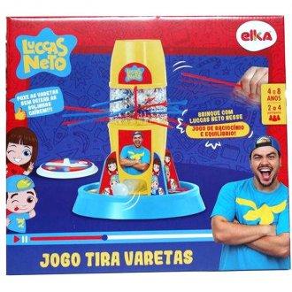 Imagem - Jogo Tira Varetas Luccas Netto cód: P53343