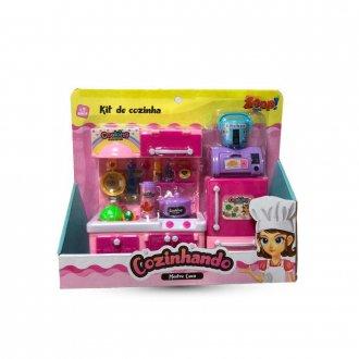 Imagem - Kit Cozinha Mestre Cuca Zoop Toys cód: F59097