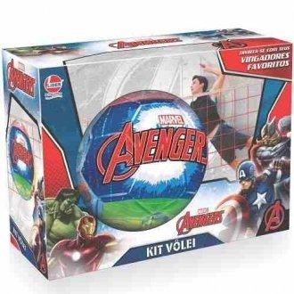 Imagem - Kit de Vôlei Avengers cód: P48479