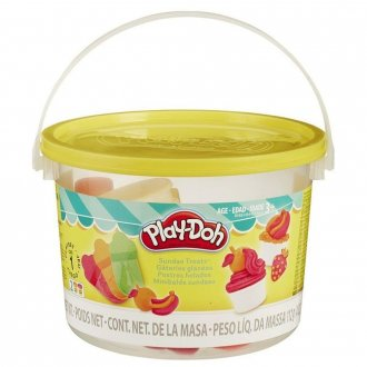 Imagem - Kit Mini Balde Play Doh Hasbro cód: F62368