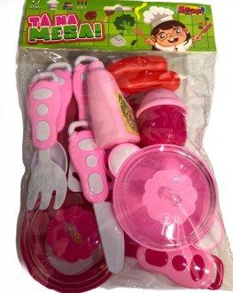 Imagem - Kit Ta Na Mesa Zoop Toys cód: F59088