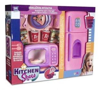Imagem - Kitchen Show 15 Peças Cozinha Zuca Toys cód: F63679