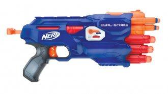 Imagem - Lançador Nerf Dual Strike cód: P34575
