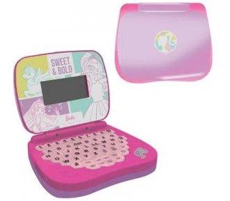 Imagem - Laptop de Atividades - Bilíngue - Barbie - Candide cód: F60827