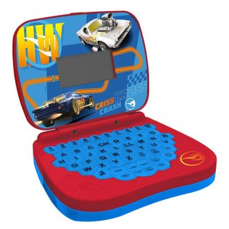 Imagem - Laptop Hot Wheels Bilingue cód: F61660