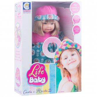 Imagem - Life Baby Canta e Recita cód: P51414