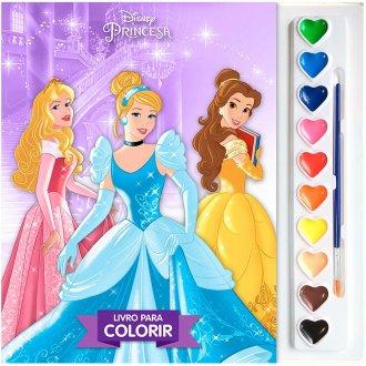 Imagem - Livro Disney Aquarela cód: F58243