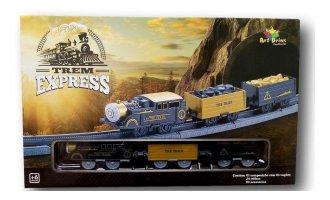 Imagem - Locomotiva Art Brink cód: P55524