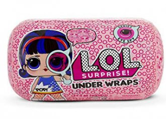 Imagem - LOL Under Wraps Doll cód: P50753