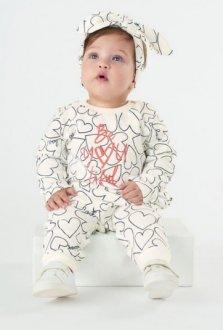 Imagem - Macacão Up Baby + Faixa de Cabelo cód: P1928