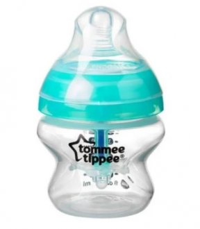 Imagem - Mamadeira Tomme Tippee Advanced Anti-Cólica Verde - 150ml +0m cód: 42467