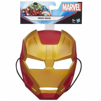 Imagem - Máscara Básica Avengers Hasbro cód: P30799
