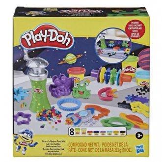 Imagem - Massinha Play Doh Kit Das Galaxias - Hasbro cód: F63414