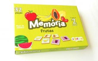 Imagem - Memoria Frutas Sopecca cód: P51212