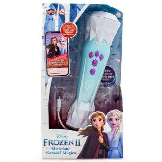 Imagem - Microfone Karaoke Frozen 2 cód: P57862