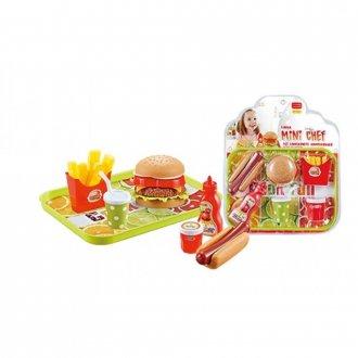 Imagem - Mini Chef Kit Lanchonete cód: P57492