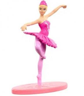 Imagem - Mini Figura Colecionável - Barbie - Micro Collection - Bailarina cód: F59032