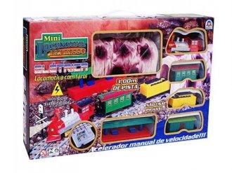 Imagem - Mini Locomotiva Expresso cód: P16332