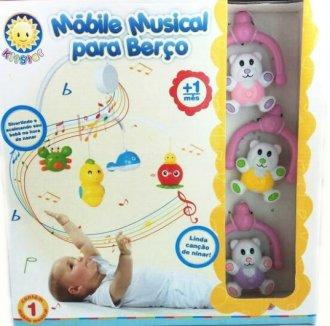Imagem - Mobile Musical de Berço cód: P3108