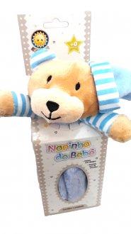 Imagem - Naninha do Bebê Urso cód: P948