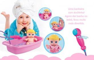 Imagem - Nenequinha Chuveirinho Super Toys cód: P55588