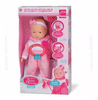 Imagem - New Mini Bebê Mania cód: P56050