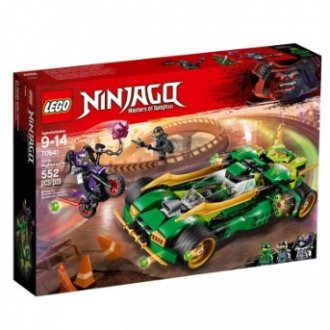Imagem - Ninja Noturno Lego cód: P23691