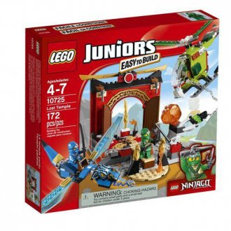 Imagem - Ninjago o Templo Perdido Lego cód: P103047