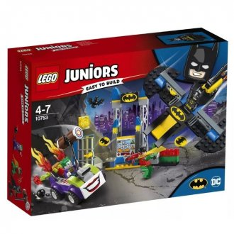 Imagem - O Ataque a Batcaverna do Joker cód: P23665