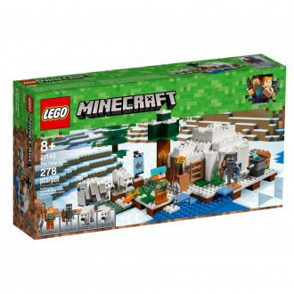 Imagem - O Iglu Polar Lego cód: P51681