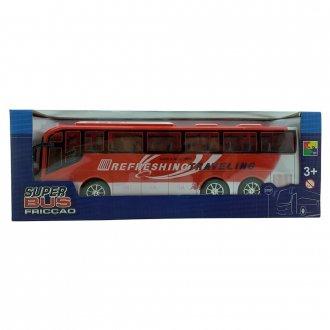 Imagem - Ônibus CKS Toys Super Bus a Fricção cód: F58561
