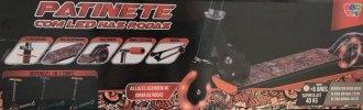 Imagem - Patinete 2 rodas com Led cód: F58750