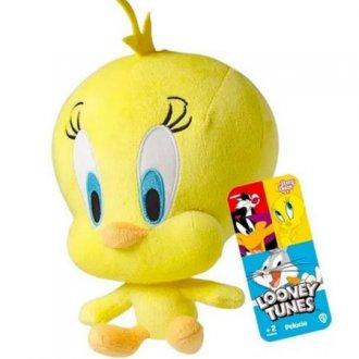 Imagem - Pelúcia Piu Piu Looney Tunes Baby 22cm - Baby Brink cód: F63962