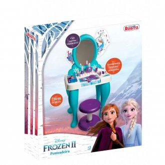 Imagem - Penteadeira Infantil Frozen II 78cm - Rosita cód: F56802