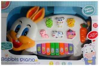 Imagem - Piano Musical Coelhinho cód: P52814