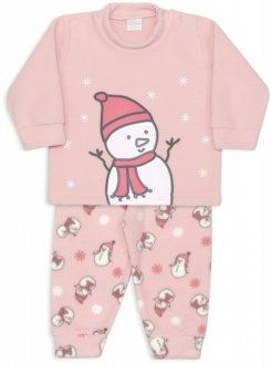 Imagem - Pijama Soft Bonecos de Neve Dedeka cód: P1922